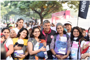 Pinkathon - Parents