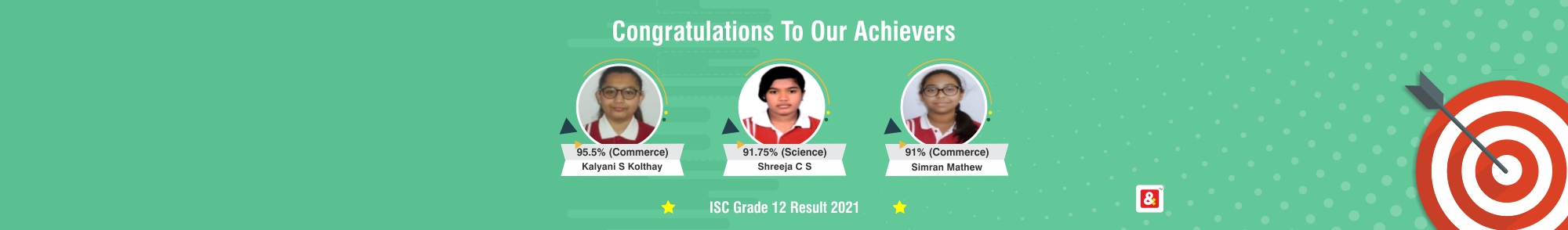 VIBGYOR High School in Haralur Isc result