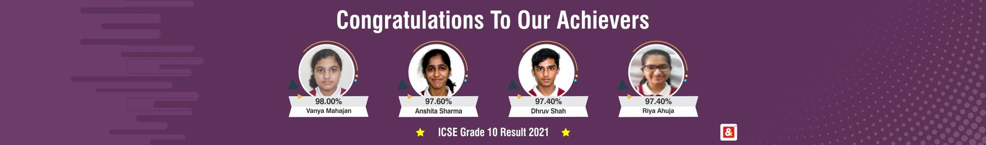 ICSE result