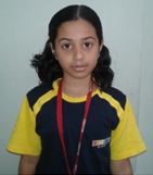 Anushka Patil Vibgyor High