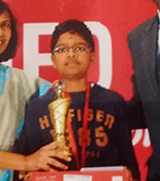 National Level Science Talent Search Examination champ