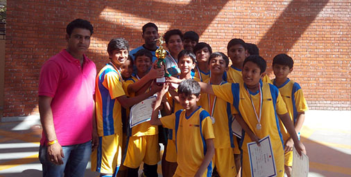 U-14 Boys Nalanda Winter festival Soccer Tournament