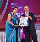 Vibgyor High Ecity educational award