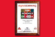 VIBGYOR HIGH Kolhapur declared Best CBSE School in Kolhapur by digital LEARNING India