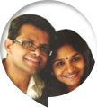 Mr and Mrs Rajeev