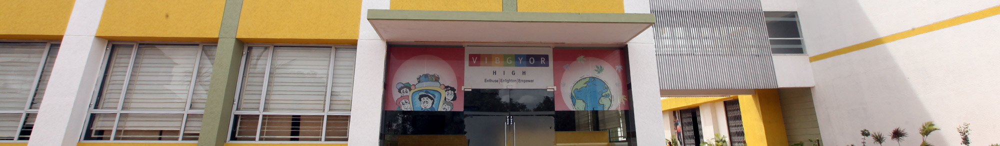 VIBGYOR High School in Bengaluru Horamavu