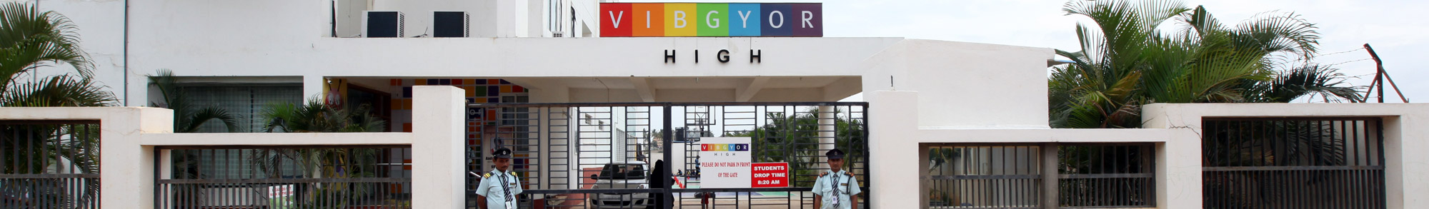 VIBGYOR High School in Bengaluru