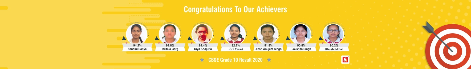 VIBGYOR High Lucknow CBSE results