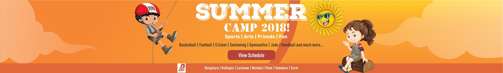 VIBGYOR High School Pune (Yerwada) Summercamp