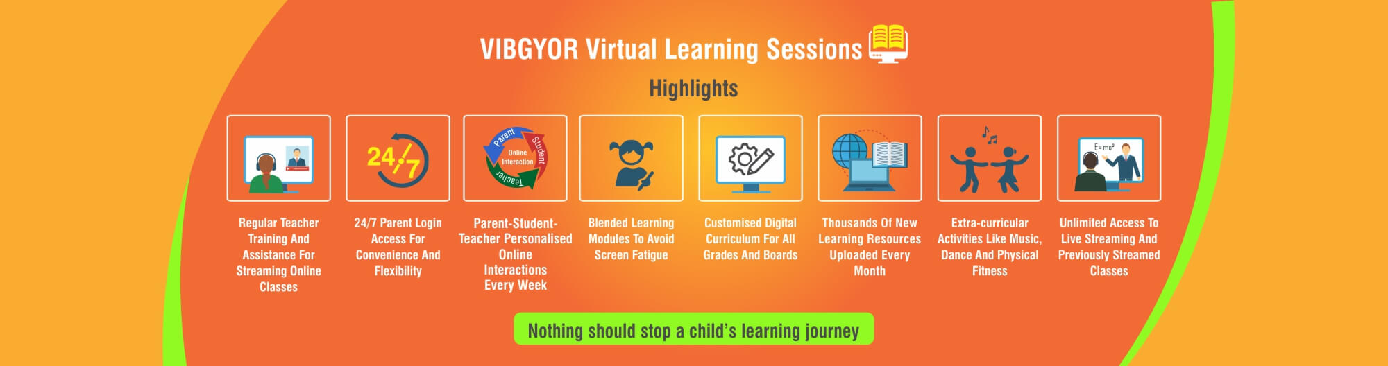 Virtual Learning Sessions