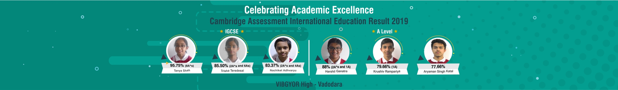 VIBGYOR High vadodara CBSE | CIE Schools